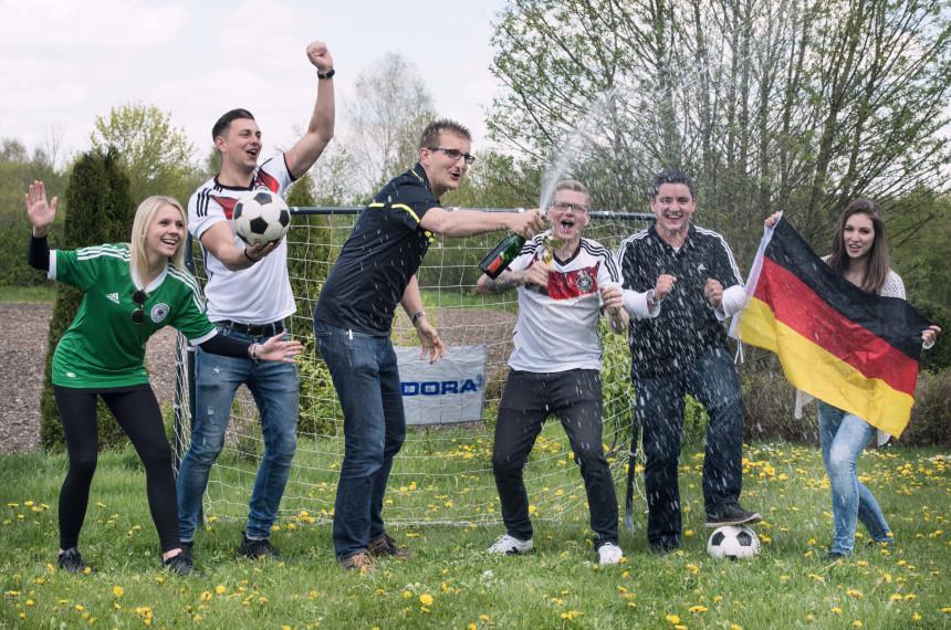 Fußball-Teamchallenge München 3