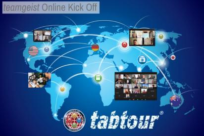 Global Remote Kick Off tabtour