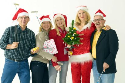 Weihnachtsgolfturnier Hagen