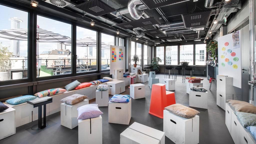 Design Offices Veranstaltungsraum