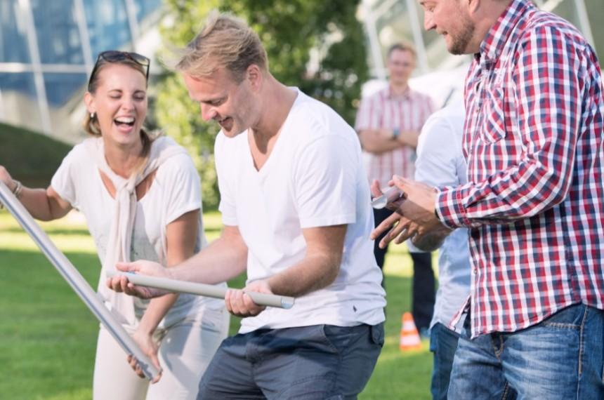 iPad Team Rallye - tabtour die digitale Schnitzeljagd durch Frankfurt 0