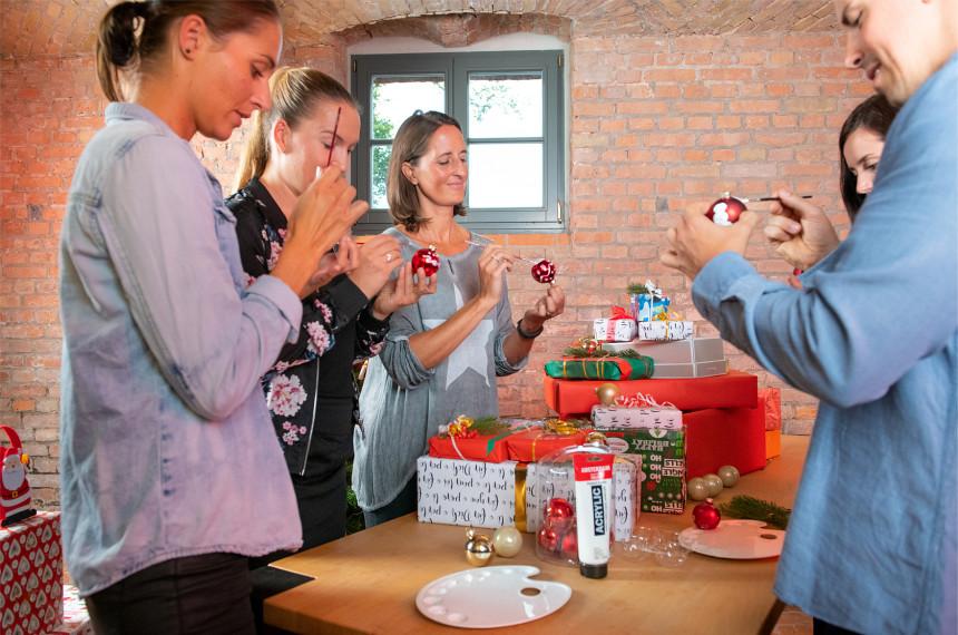 Weihnachtsfeier Pakete mit Location und Catering 2