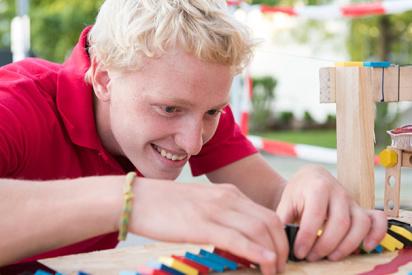 Das teamgeist Kicker Event verspricht Spaß auch für Großgruppen-Oldenburg