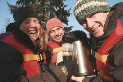 Teamgeist Glühwein – Erlebnistour Hagen