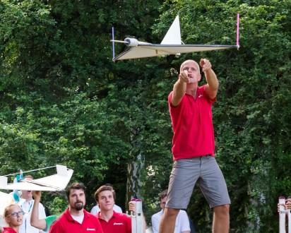 Team Flieger Flugobjekt Outdoor Flug