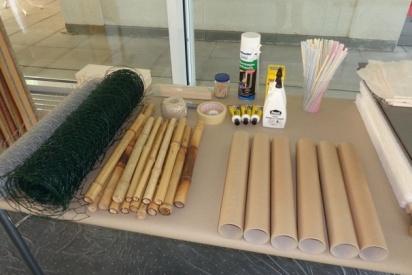 kleine Drum mit Stick-Flensburg