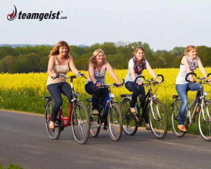 teamevent ebike-Hamburg