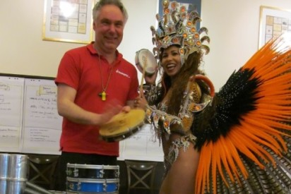 Samba Team-Drumming Köln