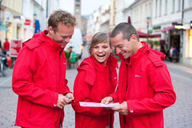 City Rallye Gruppe