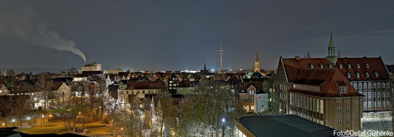 Panorama Gütersloh Copyright Detlef Güthenke