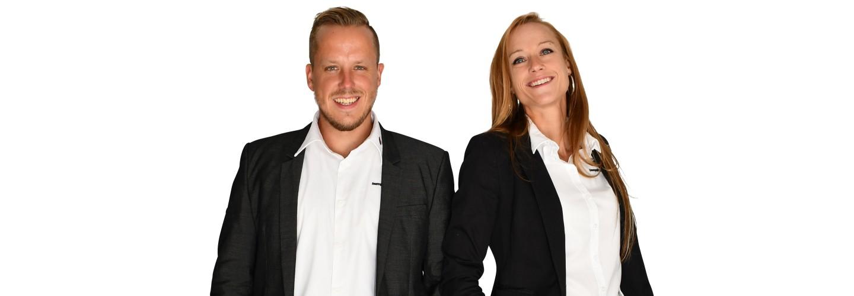 Sigrid Mayrhofer und Jürgen Resch teamgeist Österreich Mitte