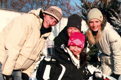 winter Boßeln-Jena