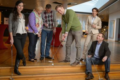 Hotel- und Konferenzgolf – Turnier Moers