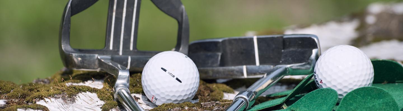 Golf Ball Schlaeger Outdoor