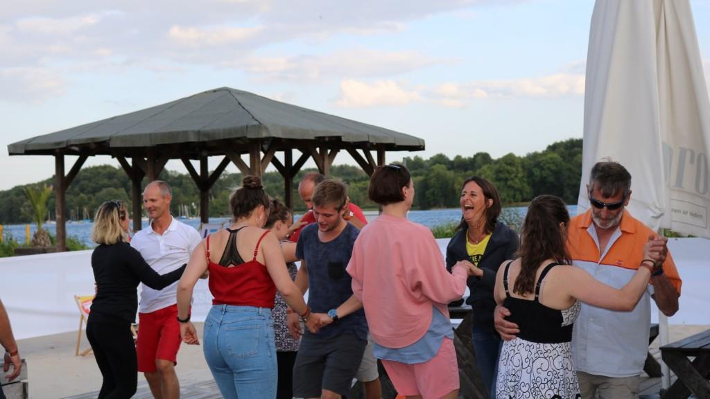 Sommercamp 2019 Salsa tanzen