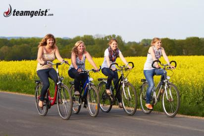 teamevent ebike-Bielefeld