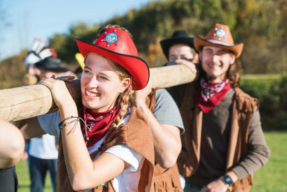 Wild West Team Challenge Stuttgart