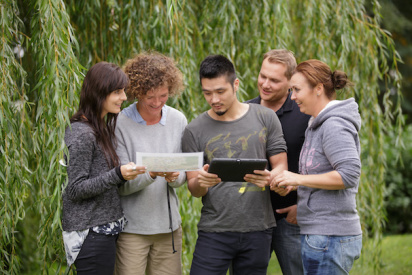tabtour - Die digitale Schnitzeljagd für Großgruppen in Gelsenkirchen
