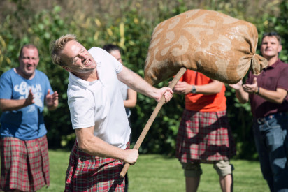 Highland Games in Grimma