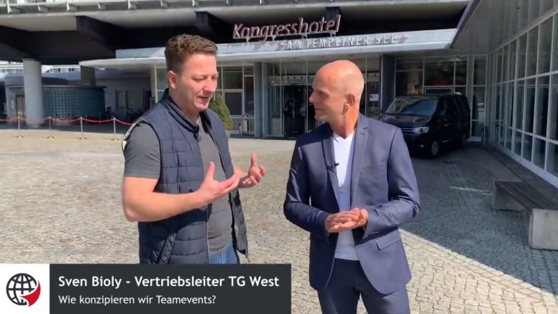 Experteninterview Sven Bioly Vertriebsleiter teamgeist West und Patrick Havenstein Geschäftsführer teamgeist Mitte und Internati