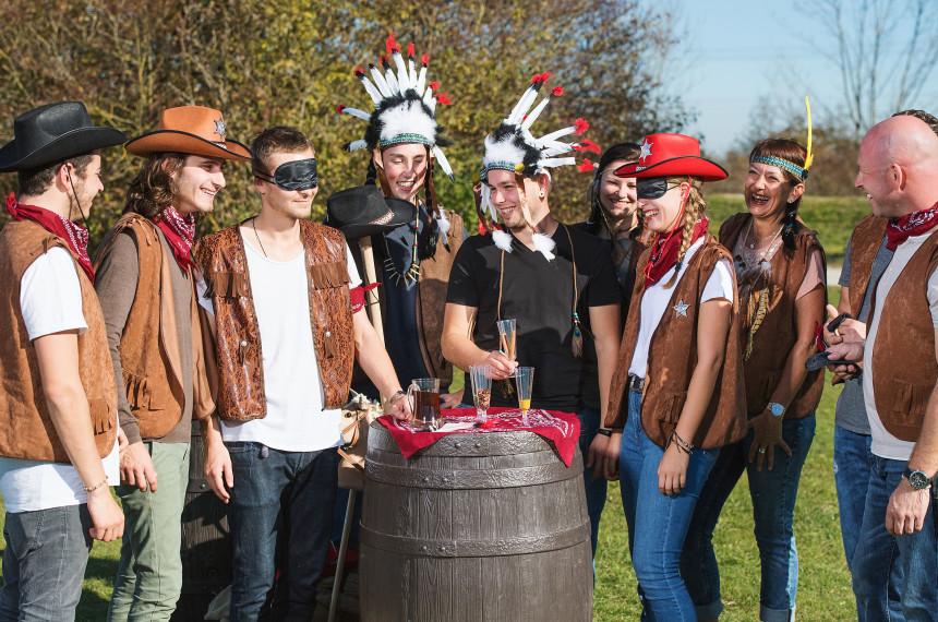 Wild West Teamchallenge 1