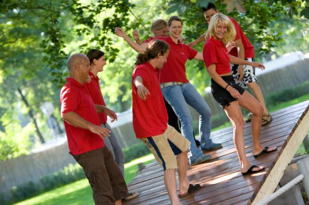 team challenge gruppe