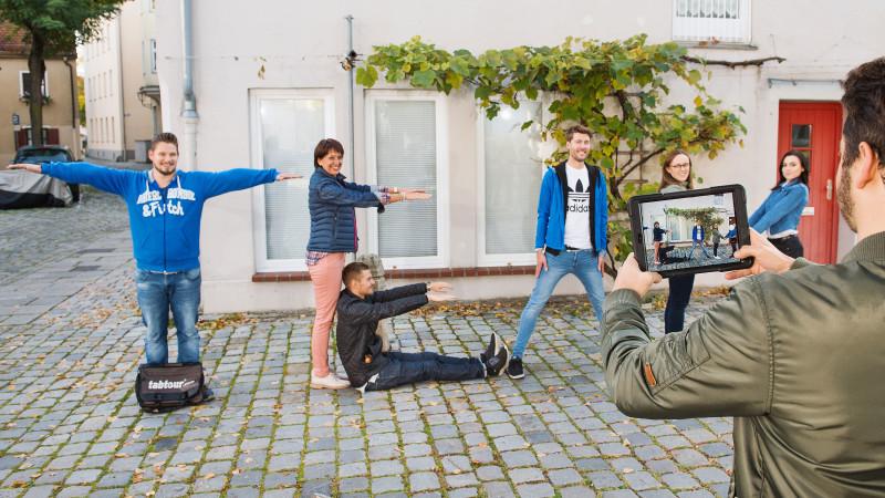 """Die Modernisierung von Teamevents - """"Die digitale Schnitzeljagd"""""""