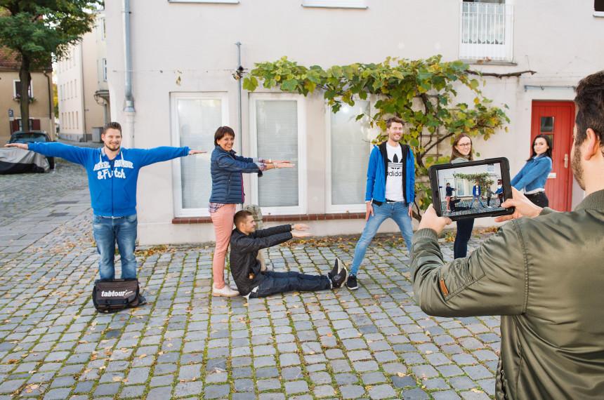 tabtour - die digitale Schnitzeljagd Stuttgart 1