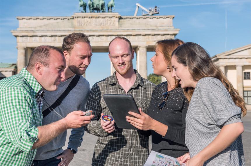 tabtour game ipad rallye berlin eventlocation