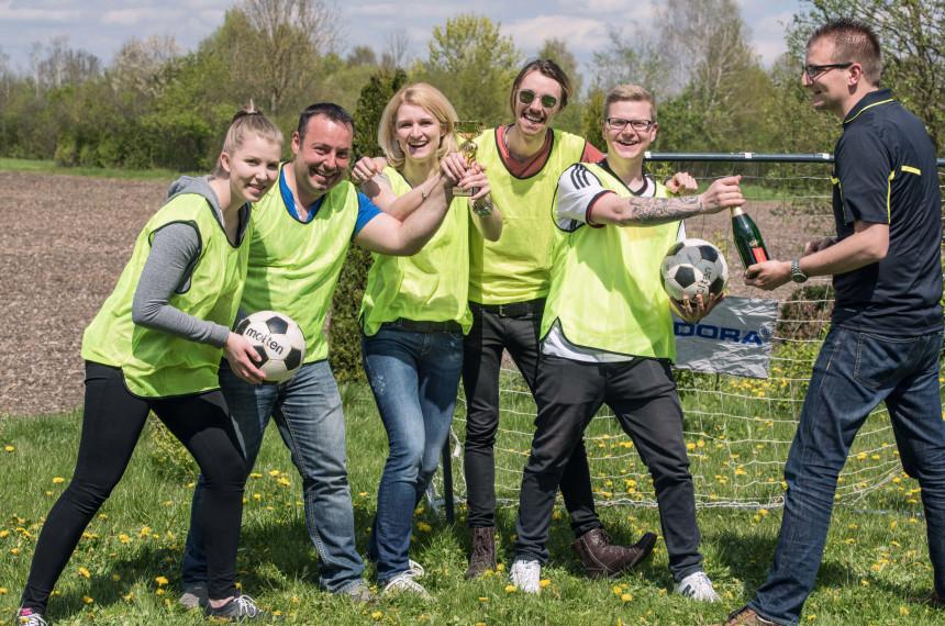 Fußball Team Challenge Bergisch Gladbach 3