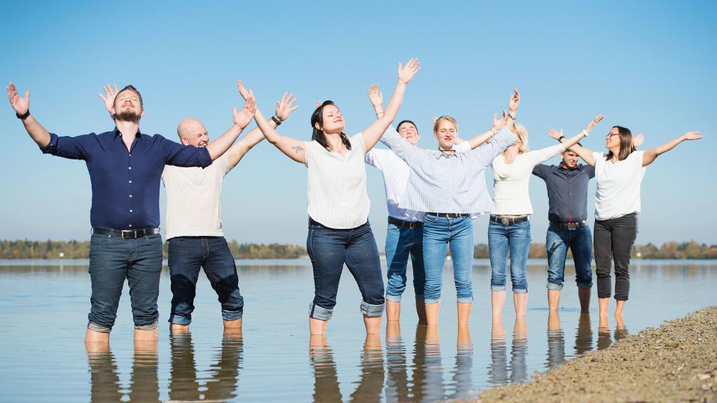 Gemeinschaftliche Erlebnisse schaffen gesundheitsfördernde Emotionen