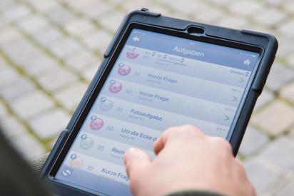 tabtour - die digitale Schnitzeljagd als Event mit Abstand