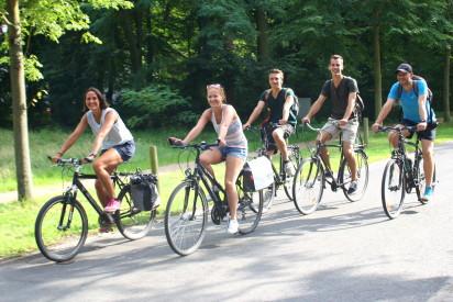 Team Fahrrad Straße