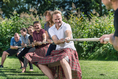 Highland Games in Wuppertal