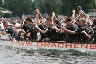 Drachenboot Wien