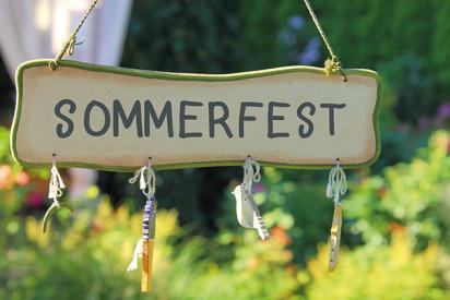 Sommerfest in Krefeld