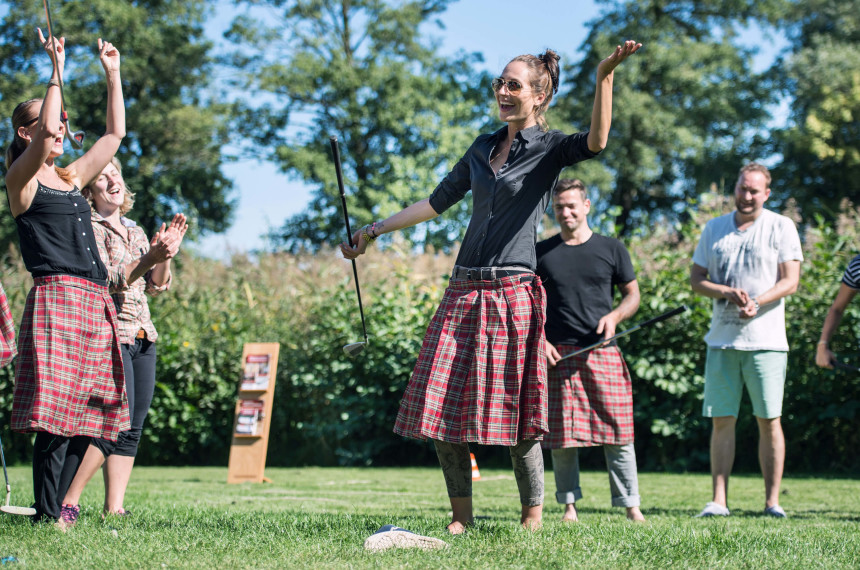 Highland Games 4