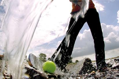 teamevent golf -Warnemünde