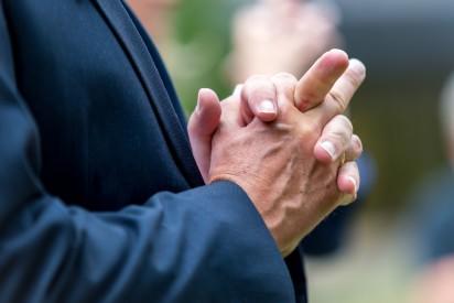 Hände Finger