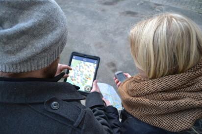 tabtour game - die kleine digitale Schnitzeljagd Darmstadt