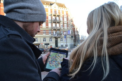 tabtour game - die ipad Rallye in Oldenburg