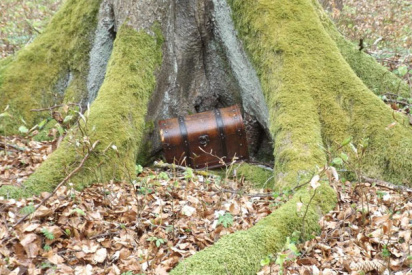 Mittelalter-Baum
