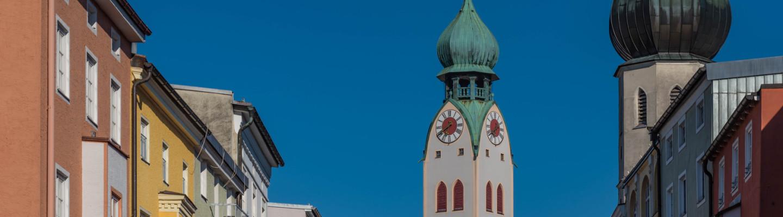 Rosenheim Heilig Geist Straße