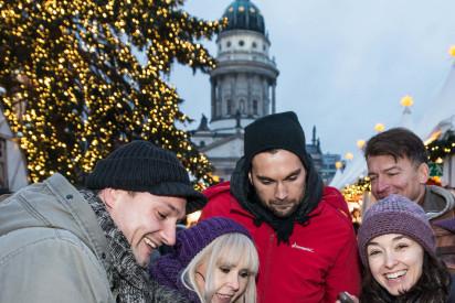 GPS Weihnachts Rallye in Weimar