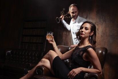 Tatort Weinberg - das Online-Krimi-Event mit echten Schauspielern