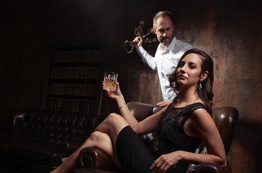 Tatort Weinberg - das Online-Krimi-Event mit echten Schauspielern 0