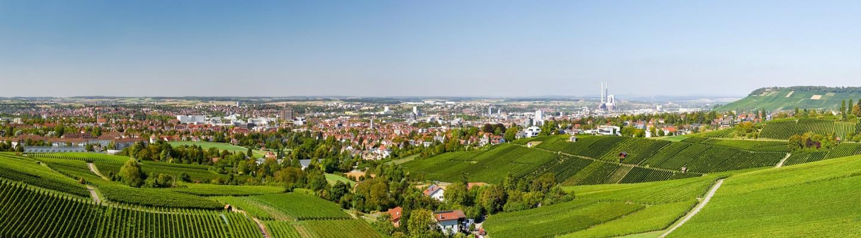 Heilbronn Skyline