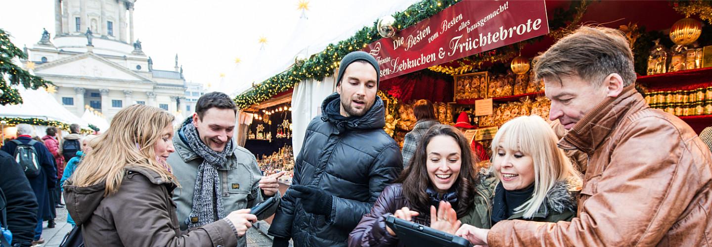 Weihnachtsfeier Ideen Berlin.Weihnachtsfeier In Berlin Teamgeist Com
