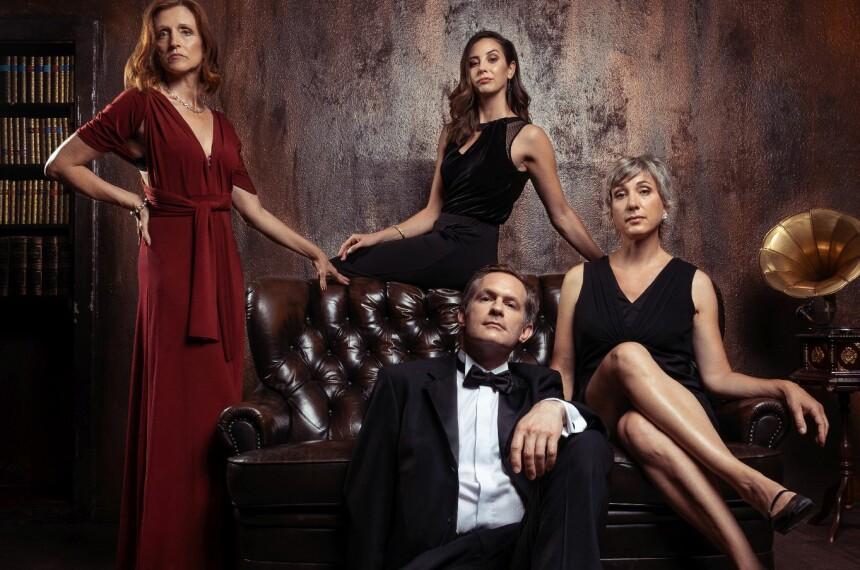 Tatort Weinberg - das Online-Krimi-Event mit echten Schauspielern 1