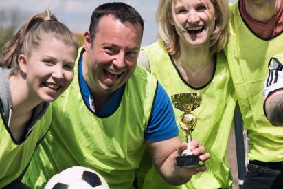 Fußball Team Challenge Seehotel Zeuthen